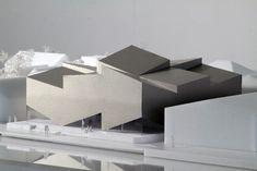 ArchitecturL Model - COBE architects + transform: porsgrunn maritime museum and science center