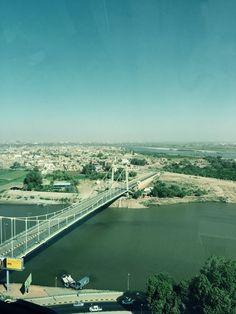 Nil Nehri/Nile River Khartoum, Sudan
