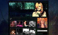 Emma-Lee Website - Design by Janine Stoll Media - www.janinestollmedia.com
