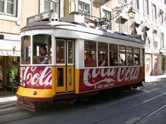 Mais uma Coca Cola.