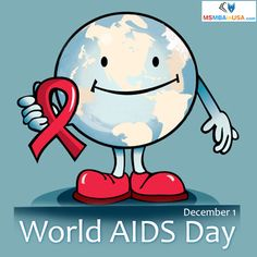 #worldaidsday #AIDS #HIV does not make people dangerous, shake their hands, give them a hug Heaven knows they need it.. Via MSMBAinUSA