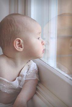 Gorgeous Frances gazing out the window. Children', Baby, Photography, Melbourne, Australia