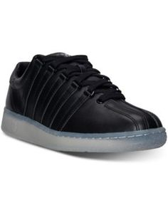 K-Swiss Men's Classic Vn Ice Casual Sneakers from Finish Line - Gray 10.5