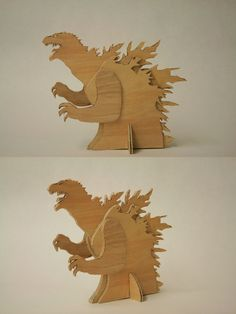 Godzilla Sculpture Wood http://www.woodesigner.net has great advice and tips to woodworking