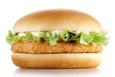 McDonald's - Brasil Chicken mcjunior
