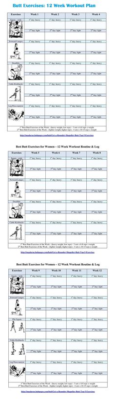 12 Week Workout Program Pdf – Guiler Workout