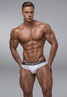 Ass models male underwear