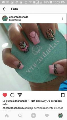 Love Nails, Fun Nails, Nail Decorations, Summer Nails, You Nailed It, Nail Art Designs, Make Up, Beauty, Red Nail Polish