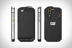 Caterpillar have introduced the S60 Smartphone, the world's most waterproof mobile phone, and the world's first with an integrated thermal camera. Designed for engineers and construction workers, the … _ 캐터필러라는 브랜드가 더 많은 설명은 필요없다고 말해주네