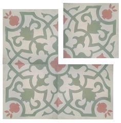 Flooring, Mozaic, Craft Room, Vibrant Colors, Deco, Decor, Retro Bathrooms, Tile Art, Rustic Style