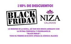 #BLACK14 es tu código!  10% de descuento en todos nuestros artículos! #nizayzas #contuspasos