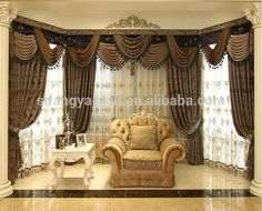 Check out this product on Alibaba.com App New style european design elegant polyester window arabic curtains for home
