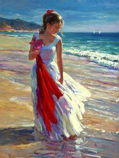 Coastal breeze by Vladimir Volegov