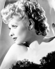 Lucille Ball so lovely