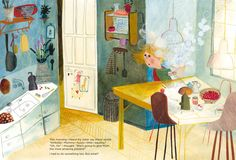 Seven Impossible Things Before Breakfast » Blog Archive » 7-Imp's 7 Kicks #442: Featuring Beatrice Alemagna