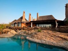 Vaalwater Leobo Private Reserve Villa South Africa, Africa Stop at Leobo Private Reserve Villa to discover the wonders of Vaalwater. Featuring a complete list of amenities, guests will find their stay at the property a comfortable one. Car park, family room, tours, bar are on the list of things guests can enjoy. Designed for comfort, selected guestrooms offer wake-up service, fan, interconnecting room(s) available, toiletries, shower to ensure a restful night. To enhance guest...