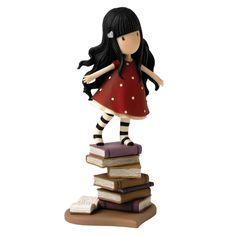 Gor-juss A26482 - Figurita, resina, 22 cm, color rojo: Amazon.es: Hogar