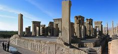 Persepolis: The Ancient Capital of Persian Achaemenid Empire - Charismatic Planet World Most Beautiful Place, Beautiful Places, Eastern Palace, Athens Acropolis, Achaemenid, Ancient Persia, Ancient Near East, Fantasy Inspiration, Travel Agency