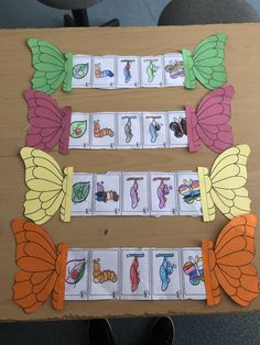 Insect Activities, Science Activities, Science Projects, Creative School Project Ideas, Creative Activities For Kids, Kids Crafts, Preschool Crafts, Life Cycle Craft, Insect Crafts