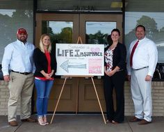 Our Alfa team is ready for Life Insurance Awareness Month!