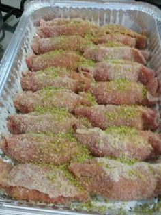 Single post-Post singolo Meat rolls with pistachio, filadelphia and speck Veal Recipes, Sicilian Recipes, Dinner Recipes, Cooking Recipes, Sicilian Food, Antipasto, My Favorite Food, Favorite Recipes, Meat Rolls