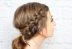 Как сделать причёску в стиле кэжуал фото урок