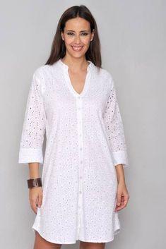 Cute fashion outfits ideas – Fashion, Home decorating Simple Dresses, Casual Dresses, Fashion Dresses, Summer Dresses, Fashion 2018, Style Fashion, Blouse Dress, I Dress, Maxi Robes