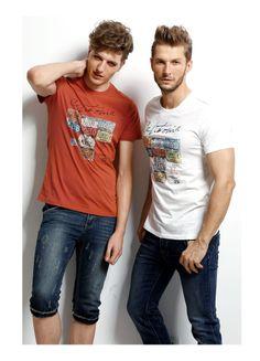 Rui Yi summer men's short sleeve t-shirt men male Korean men's T-shirt men short sleeve t-shirt