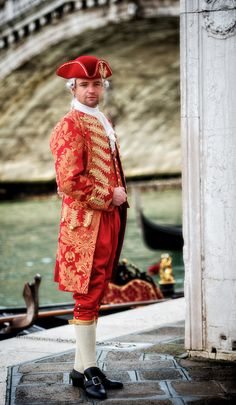 Rialto Bridge, Carnival of Venice