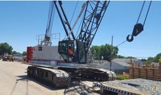 Link-Belt and Terex Cranes for Sale in Iowa Cranes For Sale, Iowa, Belt, Link, Belts