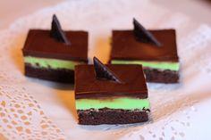 Piparmyntu Brownies | Gotterí og gersemar