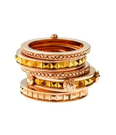 Deluxe Hand Me Down Stack Ring