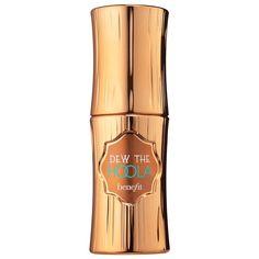 Benefit Dew the Hoola Soft Matte Liquid Bronzer for Spring 2016 | http://www.musingsofamuse.com/2016/01/benefit-cosmetics-dew-the-hoola-soft-matte-liquid-bronzer.html