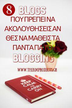 8 ελληνικά Blogs που θα σου λυσουν τα χέρια αν εισαι blogger - The KM Projects Take Better Photos, Social Media Tips, Blog Tips, Photography Tips, Cool Photos, Blogging, Internet, Etsy, Photo Tips
