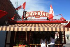 Beaver Tails! While in Canada, you have to try these!!