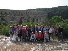006n- Pont du Gard bol impozantným osviežením
