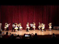 Gül Sınıfı - Modern Dans - ( Uzak Kamera ) - YouTube