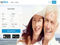 AgeMatch.com is the kind of website that brings together like – minded singles, regardless of their age.
