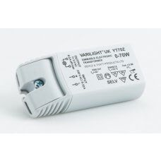 Led Trafo 6a Dimbaar 0 70w Deze Dimbare Elektronische Led Trafo 0 70 Watt Is Ideaal Voor Alle Soorten 12 Volt Led Lampen Maximaal 35 Watt In 2020 Led Lampen Led Lamp