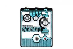 Death By Audio Robot 8 Bit Synthesizer