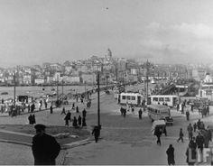 Margaret Bourke objektifinden 1940 ve Istanbul (Life arşivi) #istanbul #istanlook