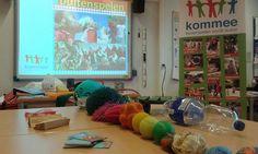 www.kommee.com | Buitenspelen | Kleuteruniversiteitsdag, Vleuten