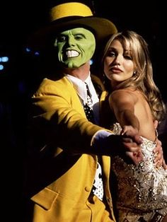 The Mask... p.s. cameron diaz is such a hottie in this.