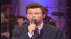 WHEN I FALL IN LOVE - RICK ASTLEY