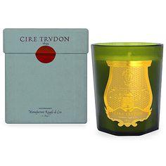 New Favorite candle scent! Cire Trudon Abd el Kader (Moroccan Mint Tea) Candle