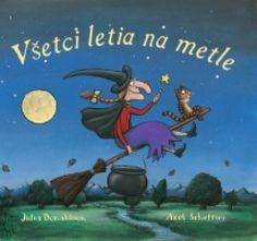 Kniha: Všetci letia na metle (autor neuvedený) | bux.sk
