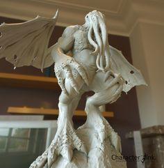 estatua de cthulhu
