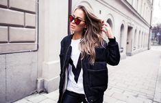 Nice Glasses & Jacket