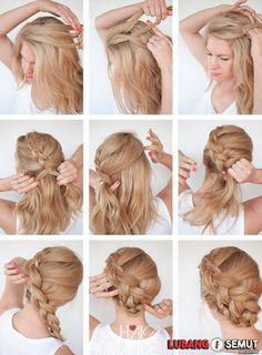 Hairstyle Step By Step - Community - Google+