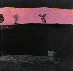 idris murphy, evening dam reflections, 2012